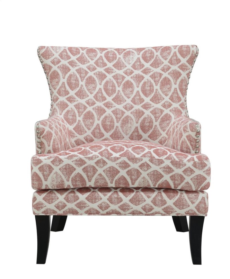 Emerald Home Blythe Accent Chair Rose Print U3567 05 32