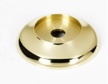 Royale Backplate A982-38 - Polished Brass