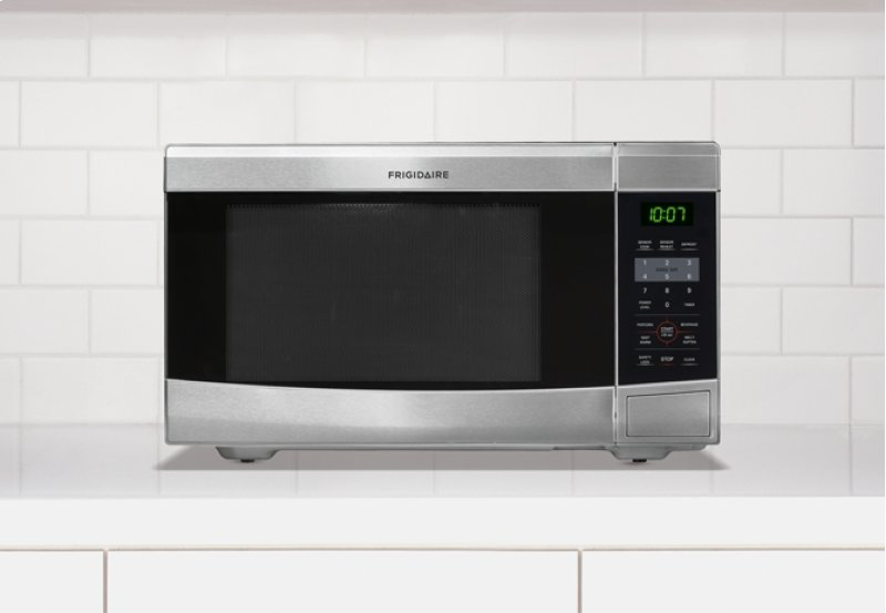 Hotpoint Countertop Microwave : ... in Littleton, MA - Frigidaire 1.1 Cu. Ft. Countertop Microwave