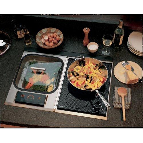 "15"" Electric Cooktop"