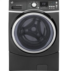 GE® ENERGY STAR® 4.5 DOE Cu. Ft. Capacity Frontload Washer with steam