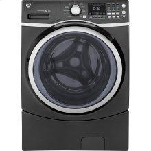 GE® 4.5 cu. ft. Capacity Front Load ENERGY STAR® Washer with Steam