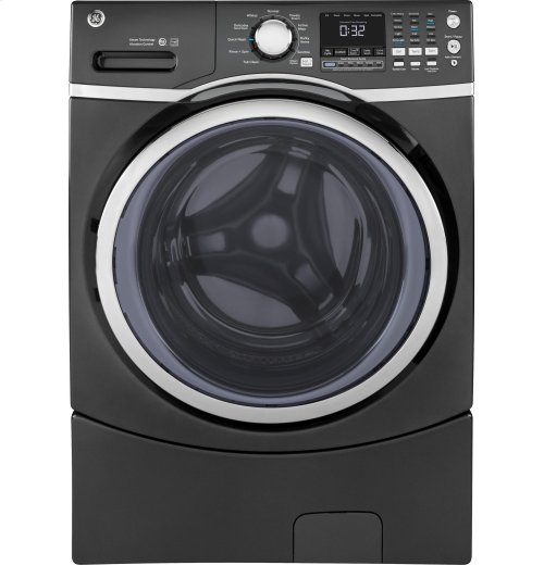 GE® 4.5 DOE cu. ft. Capacity Front Load ENERGY STAR® Washer with Steam [OPEN BOX]