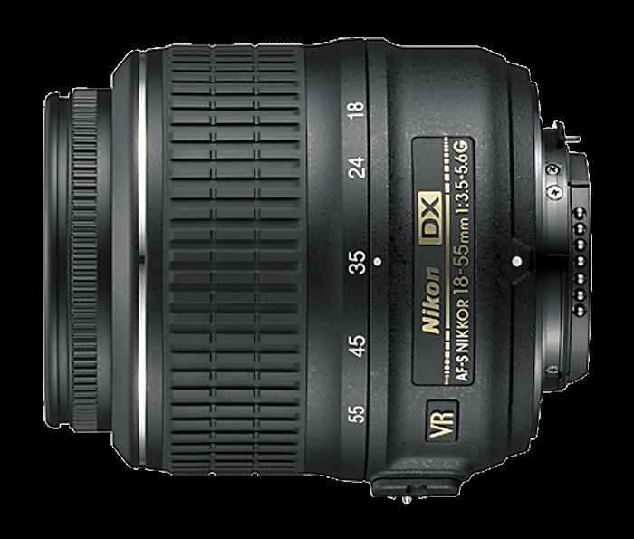 AF-S DX Zoom-Nikkor ED 18-55mm F3.5-5.6G