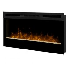 "Wickson 34"" Linear Electric Fireplace"