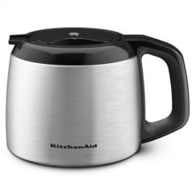 12 Cup Thermal Carafe for Model KCM223 - Stainless Steel