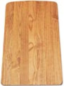 Wood Cutting Board (Fits Diamond Single Bowl)