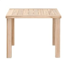 Capri Outdoor Square Dining Table