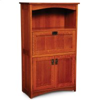 Prairie Mission Laptop Cabinet Product Image