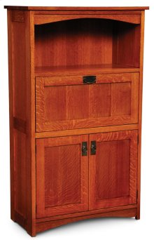 Prairie Mission Laptop Cabinet
