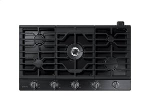 "36"" Gas Cooktop (2018) Product Image"
