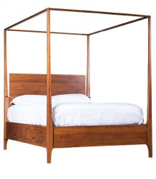 Garrett Storage Bed - King