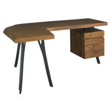 office@home Boulder Desk with File