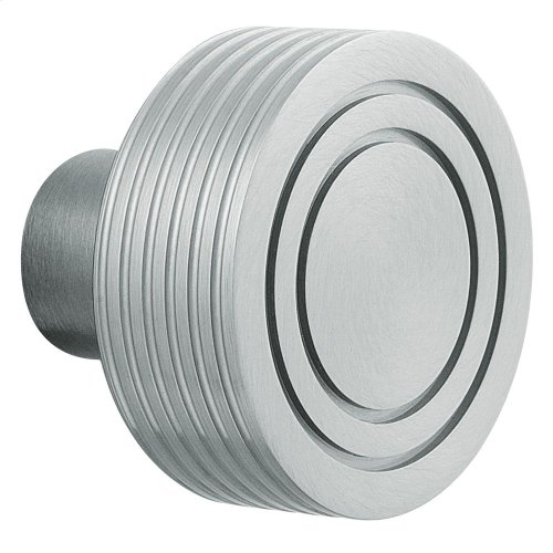 Satin Chrome 5045 Estate Knob