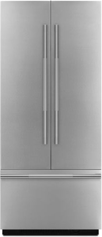"""RISE(TM) 36"""" Fully Integrated Built-In French Door Refrigerator Panel-Kit, RISE"""