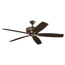 "Monarch 70"" Collection 70 Inch Monarch Ceiling Fan WCP"