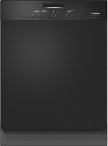 G 4925 SCU AM Pre-finished, full-size dishwasher with visible control panel, cutlery tray and 5 Programs