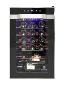 45-Bottle Single Zone Wine Cooler