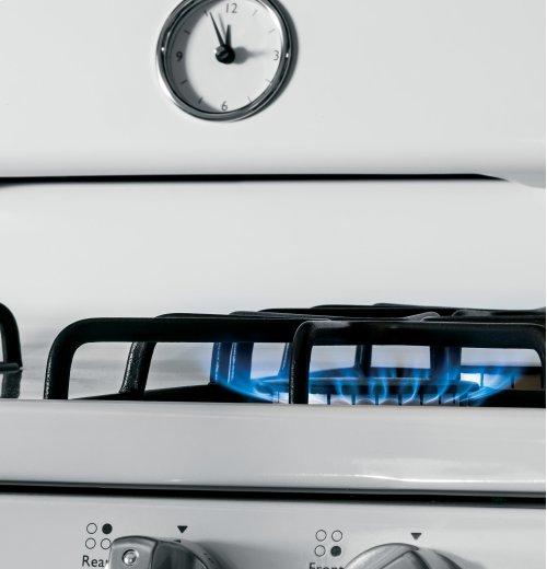 """GE Artistry Series 30"""" Free-Standing Gas Range"""