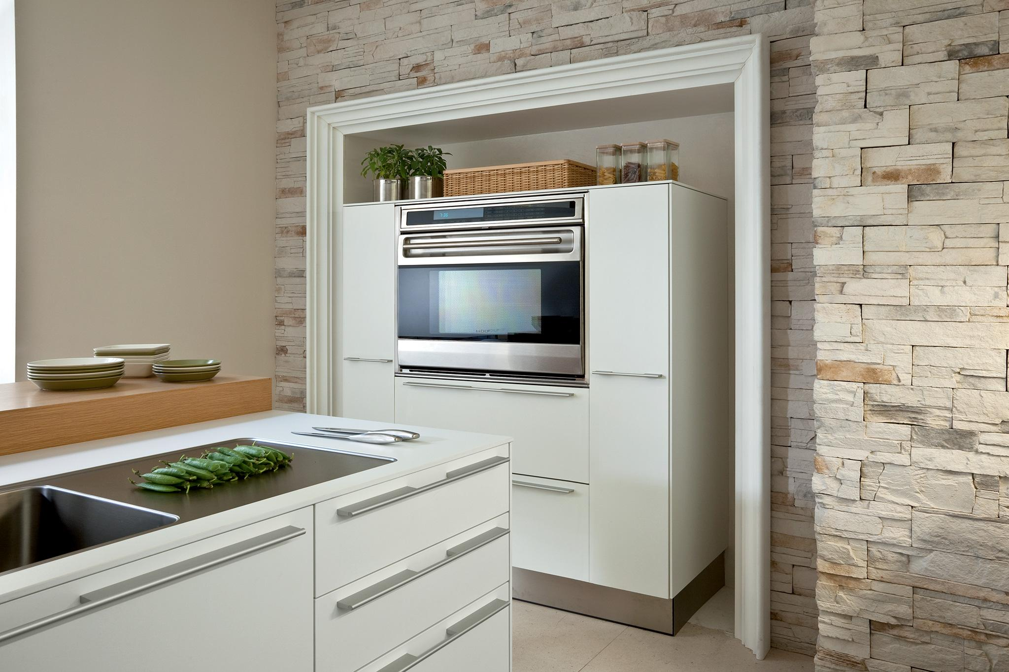 36 Built In L Series Oven