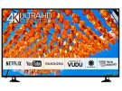 "Panasonic 55"" Class (54.6"" Diag.) 4K Ultra HD Smart TV CX400 Series TC-55CX400U - BLACK Product Image"