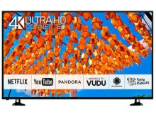 "Panasonic 55"" Class (54.6"" Diag.) 4K Ultra HD Smart TV CX400 Series TC-55CX400U - BLACK"