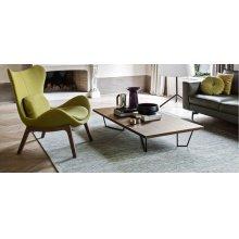 Contemporary rectangular rug