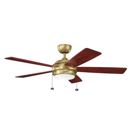 """Starkk Collection 52"""" Starkk LED Ceiling Fan NBR"""