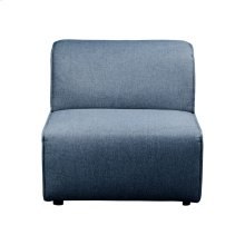 Rodeo Slipper Chair Blue