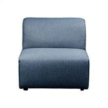 Rodeo Slipper Chair Blue