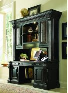 Computer Credenza Hutch © Product Image