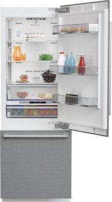 30 Inch Fully Integrated Built-In Bottom-Freezer Refrigerator