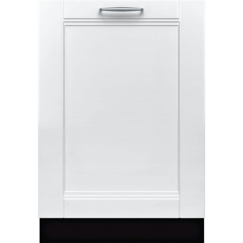 Benchmark® fully-integrated dishwasher 24'' Stainless steel SHV89PW73N