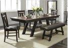 6 Piece Rectangular Table Set Product Image
