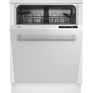 Beko24 Tall Tub, Top Control Dishwasher