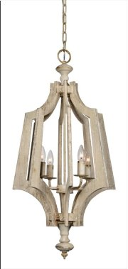 Brower 4-lt Pendant Product Image