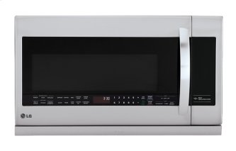 2.2 CU.FT. Large Capacity Over-the-range Microwave With 2nd Generation Slide-out Extendavent and Easyclean(R) Interior