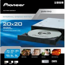 Internal DVD/CD Writer - Includes software from Nero®