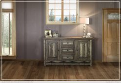 Console w/3 Drawers & 2 Doors Product Image