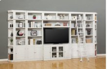 "56"" Bookcase Bridge, Shelf & Back Panel"
