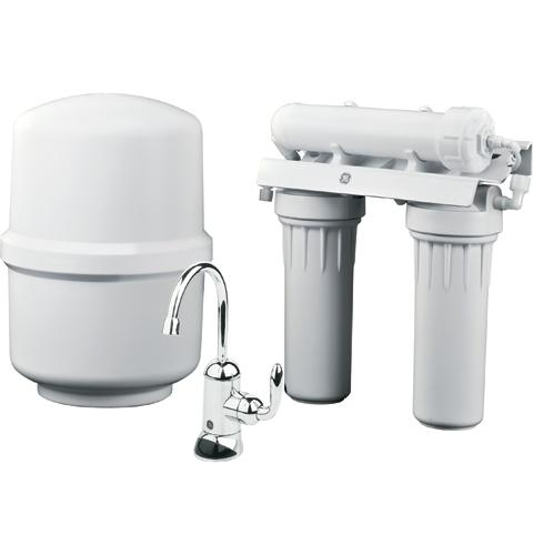 REVERSE OSMOSIS FILTRATION SYSTEM  CHROME