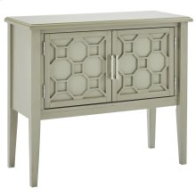 Preston Console and Cabinet in Grey