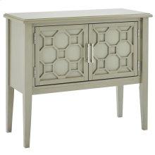 Preston Console/Cabinet in Grey