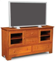 Shaker TV Stand, Extra Large