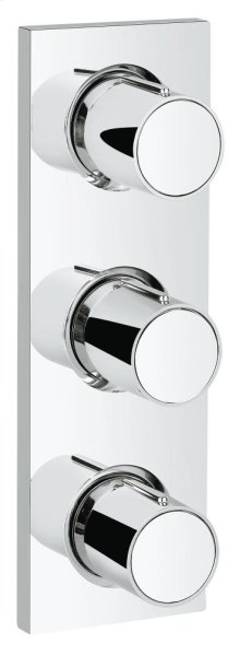 Grohtherm F Triple Volume Control Trim