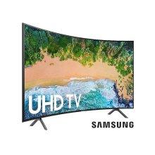 """65"""" Class NU7300 Curved Smart 4K UHD TV"""