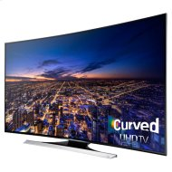 "4K UHD HU8700 Series Curved Smart TV - 55"" Class (54.6"" Diag.)"