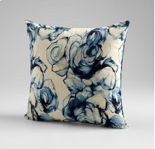 Monet Pillow Blue and White