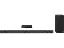 300 Watt Sound Bar Home Theater System with Subwoofer (Black)