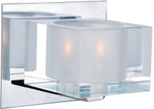 Cubic 1-Light Bath Vanity